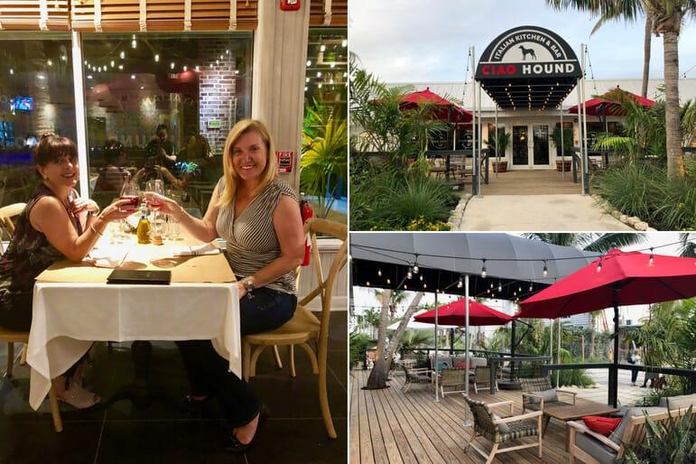 Ciao Hound Italian Kitchen &Bar - Postcard Inn Beach Resort & Marina