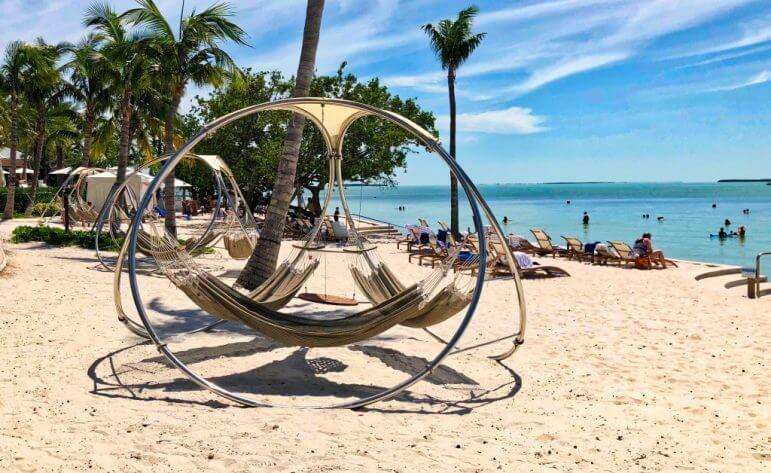 Playa Largo Resort & Spa - Beach Area