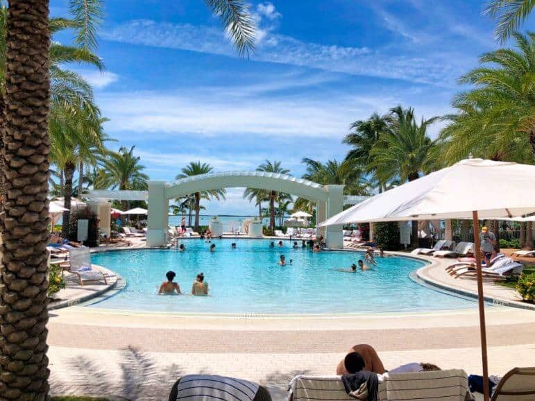Pool Area at Playa Largo Resort & Spa, Autograph Collection
