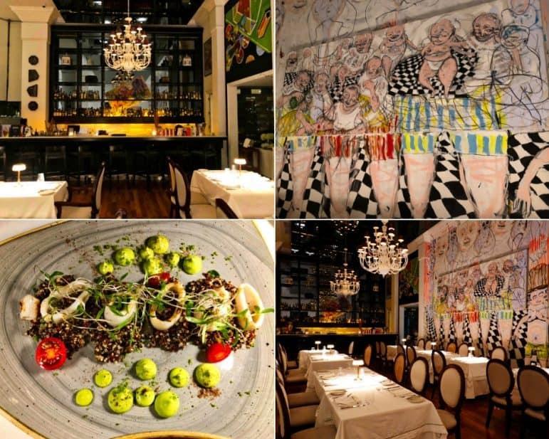 Tragaluz Restaurant - Belmond Miraflores Park Hotel Lima
