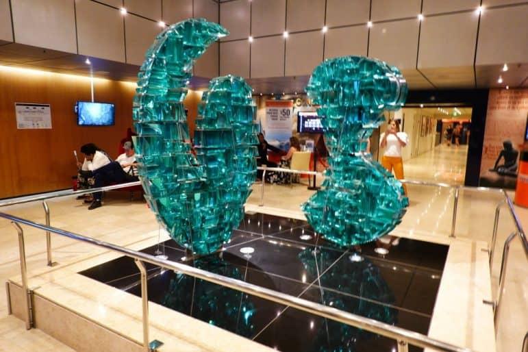 Grand Classica Lobby Area - Bahamas Cruise Line