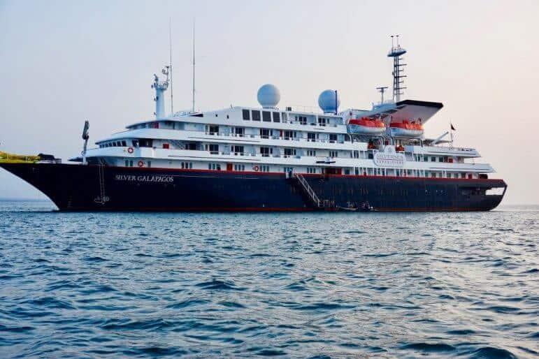 Silver Galapagos - Silversea Cruises