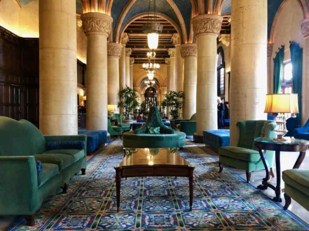 The Biltmore Hotel & Resort Coral Gables - Lobby Area