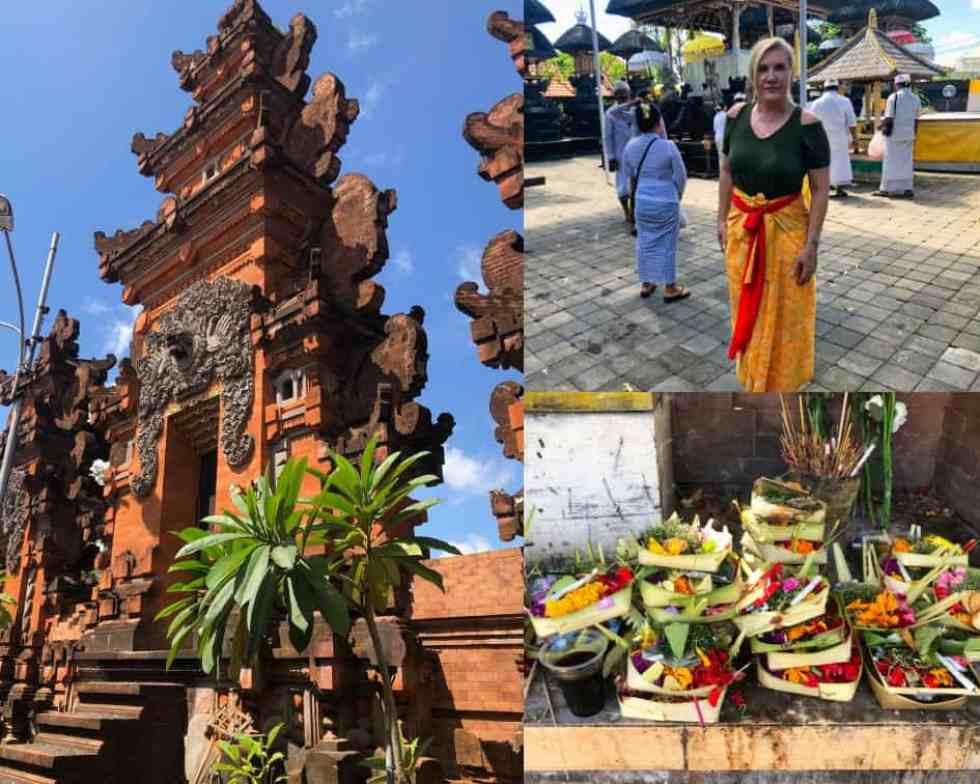 Petitenget Temple Seminyak Bali