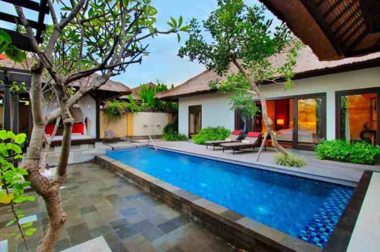 The Trans Resort Bali – A Luxury Oasis
