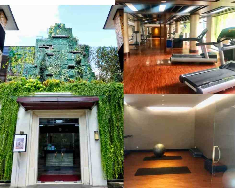 Fitness Center - The Trans Resort Bali