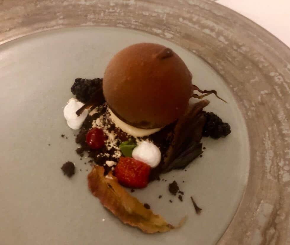 PB & J Dessert at Aperitif