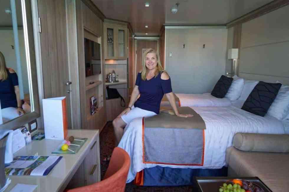 Holland America Verandah Suite - MS Koningsdam