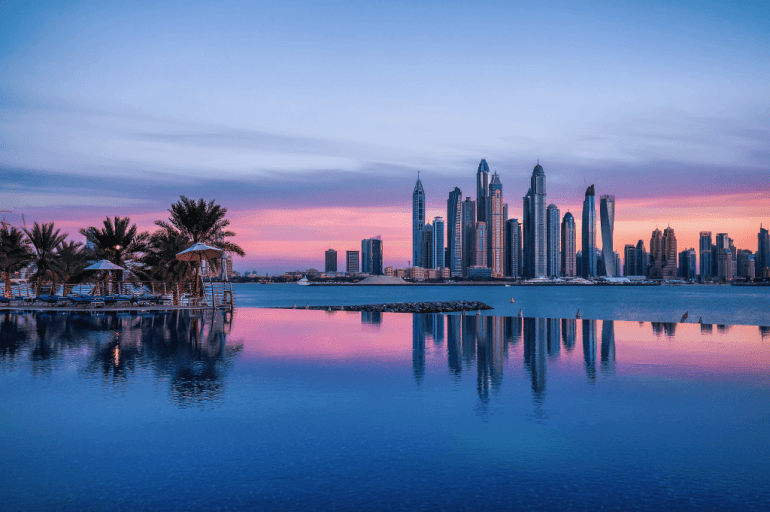 Awe-Inspiring Sights and Middle Eastern Nights: Chasing the Sun on a Dubai Yacht Charter