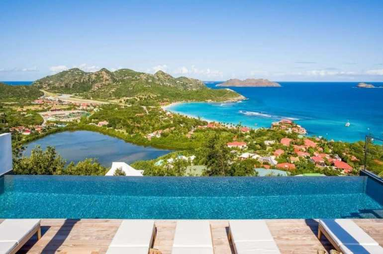 6 Luxury Villas In St. Barts That Will Take Your Breath Away