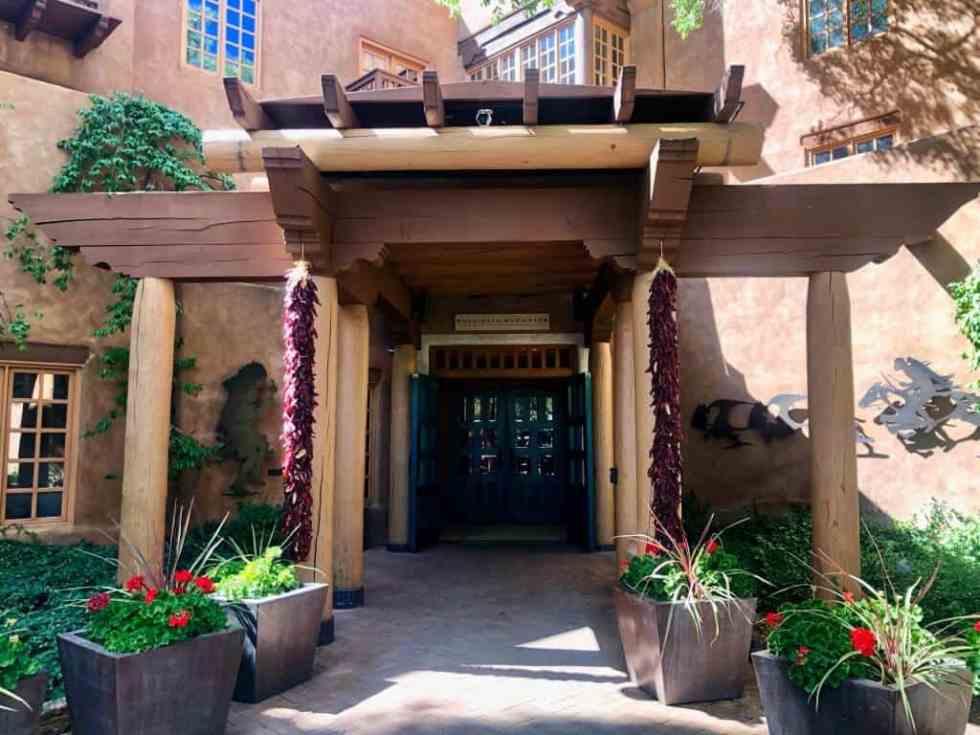 Hotel Santa Fe: The Hacienda & Spa