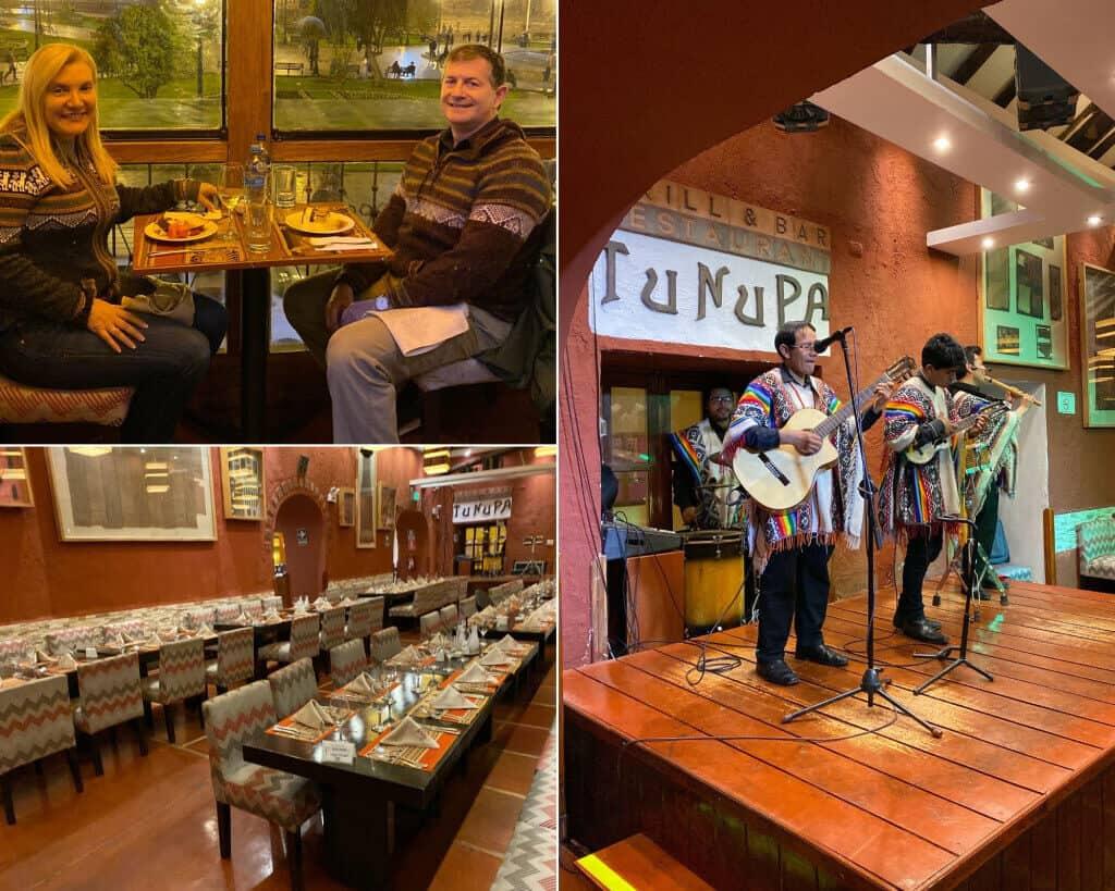 Tunupa Restaurant - Cusco