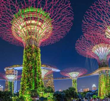 A Luxury Guide to 48 Hours in Singapore