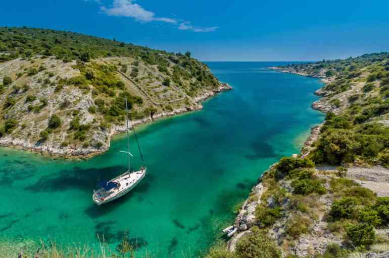 Avoid Over-tourism & Explore the Most Scenic Croatian Islands by Boat