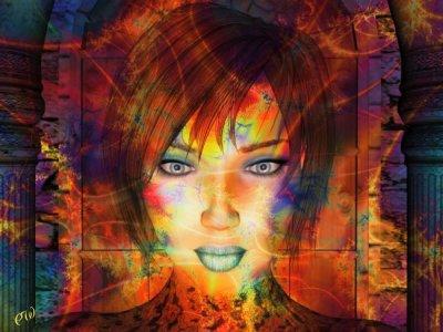 Portals digital art