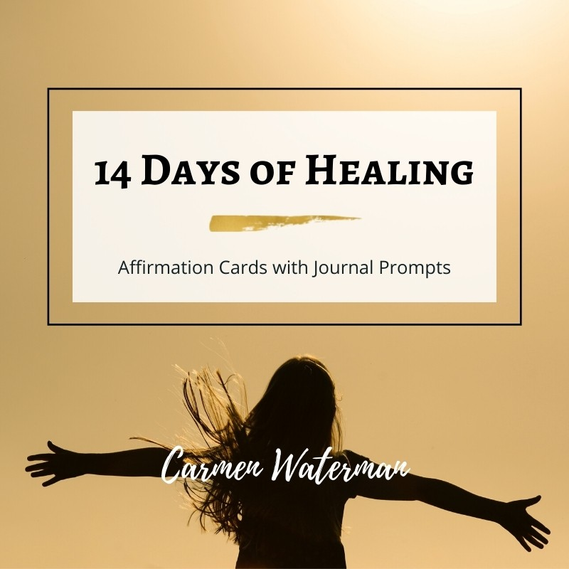 14 Days of Healing Kit - Cover Page