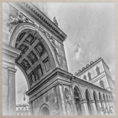 Archway HofGarten