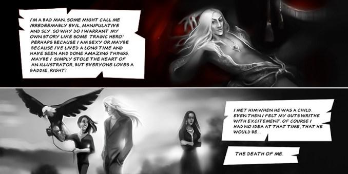Sex Skulls and Sorcery by Carmilla Voiez and Anna Dmitrieva
