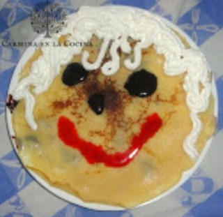 Crepes felices