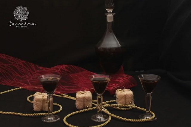 Resol, resolí o mistela, el licor de café especiado de Jaén
