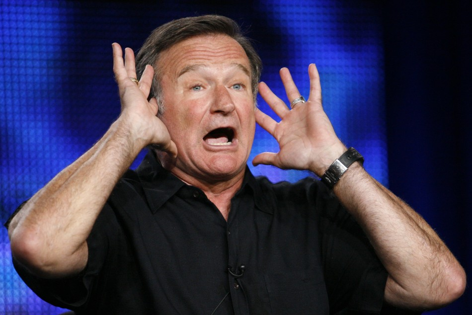 Robin Williams,  julio 21, 1951 – agosto 11, 2014