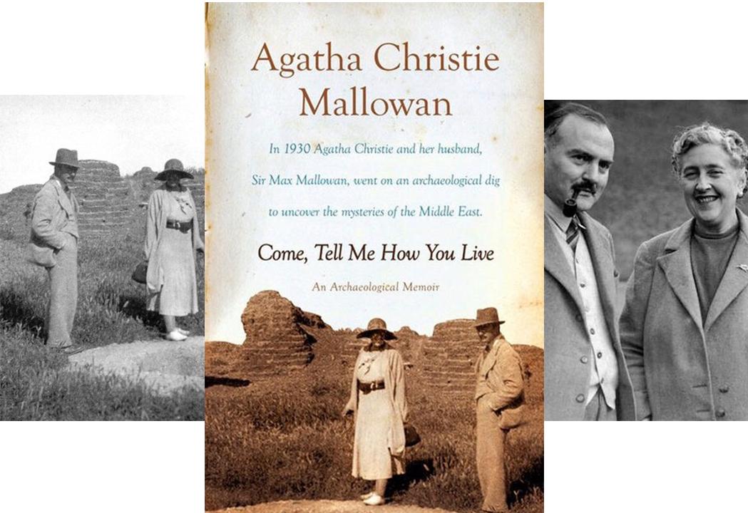 Ven y dime cómo vives de Agatha Christie Mallowan