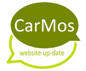 CarMos website up-date
