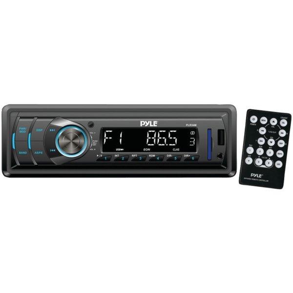 Car AM FM Stereo Receiver