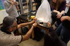 Hot Air Balloon Testing