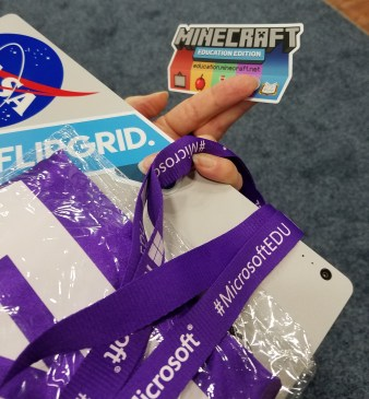 Flipgrid to Minecraft