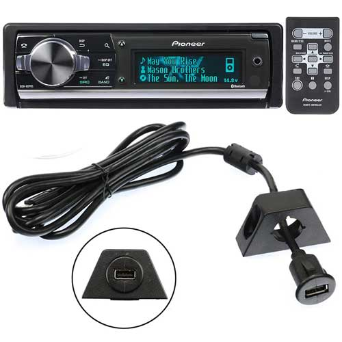 Pioneer DEH-80PRS Review