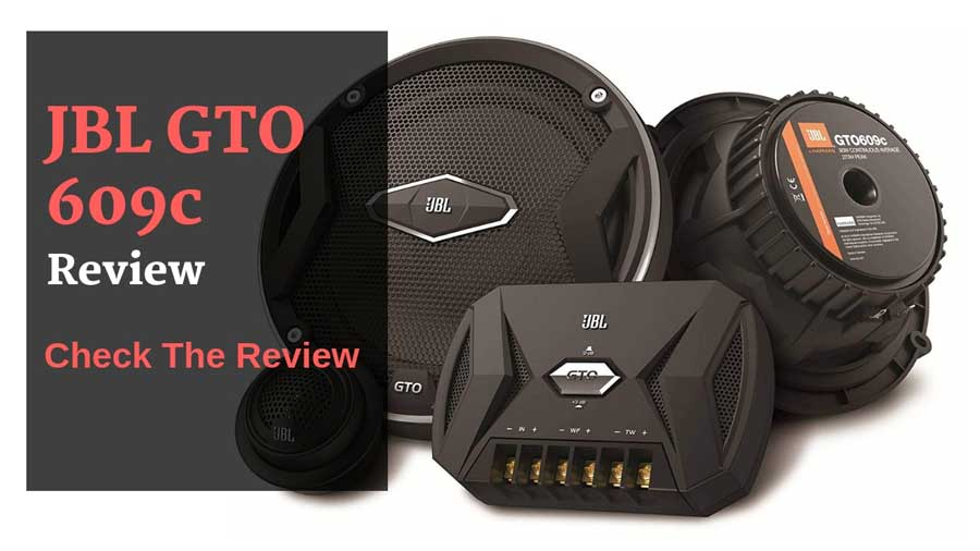 JBL GTO 609c Review | Best Budget Component Speakers