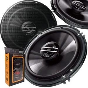 """Pair of Pioneer 6-1/2"""" 6.5"""" 2-Way 300 Watt Coaxial Car Audio Speakers"""