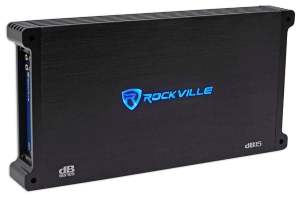 Rockville dB15 6000 Watt/3000w RMS Car Audio Amp