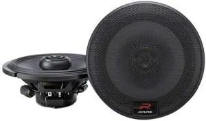 Alpine R-Series 6.5 Inch 300 Watt Coaxial 2-Way Car Audio Speakers