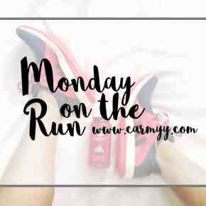 Monday on the Run #64 – Back to Basics