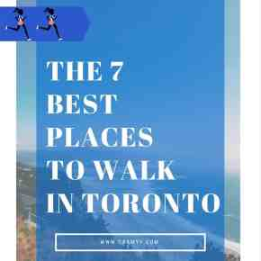 The 7 Best Places to Walk in Toronto