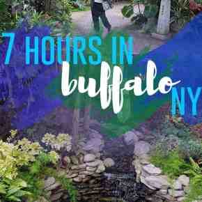 7 Hours in Buffalo, NY
