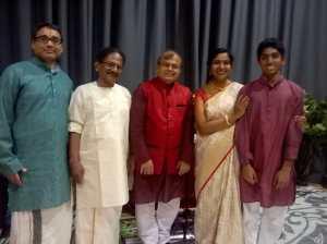 BHajanai Team with Pt Sandip Banerjee 1