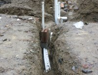 Foundations - Under Slab Plumbing