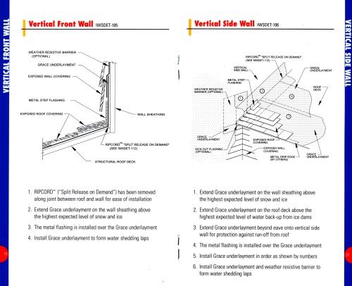 attic plumbing diagram dichotomous key ice and water shield
