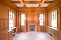Wood Interior Walls