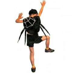 опис костюму павука