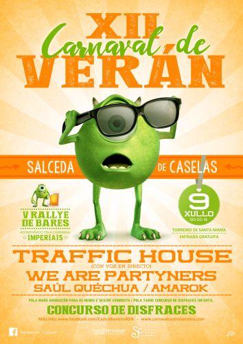 cartel A3 Carnaval de Verán 2016 WEB ©Eze n1