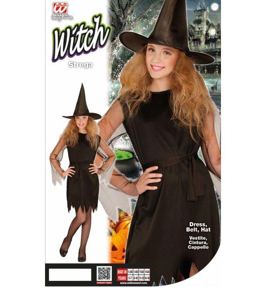 Costum Vrajitoare Clasica Halloween