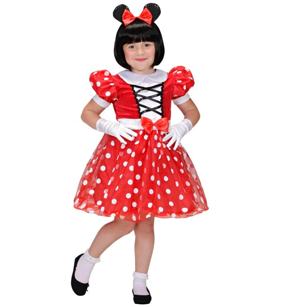 Costum Minnie 3 5 Ani
