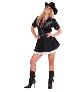 Costum Cowgirl Rodeo