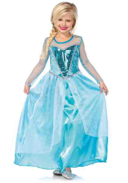 Costum Frozen Elsa