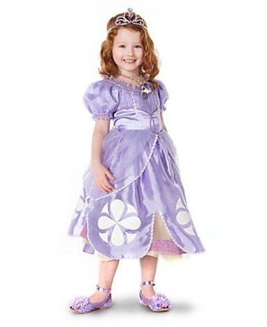 Costum Disney Sofia I