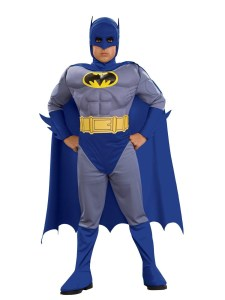 Costum Batman Brave Copil